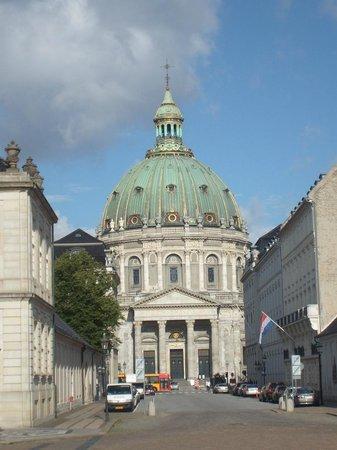 Marmorkirken : Frederiks Church