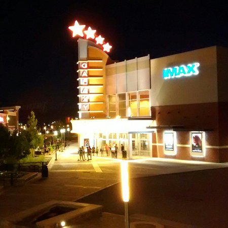 Outlets at Legends Sparks: Galaxy Luxury+ Theater