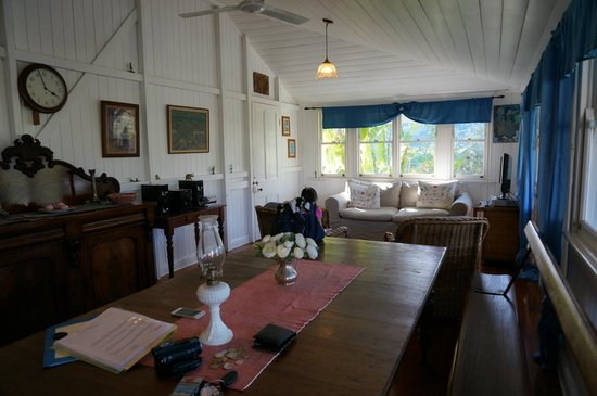 Worendo Cottages : Dining