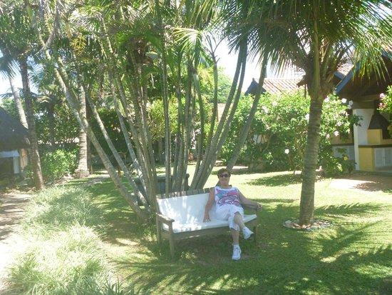 Costa Norte Ingleses Hotel: Parque