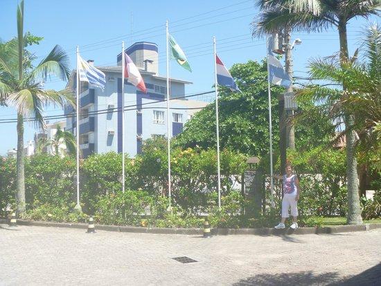 Costa Norte Ingleses Hotel: Ingreso del hotel