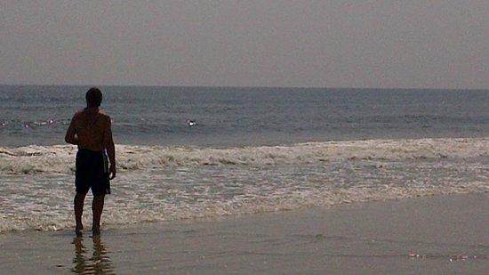 Summer Beach Resort: Beautiful sandy beach