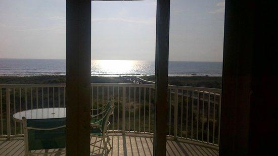 Summer Beach Resort: View from living room