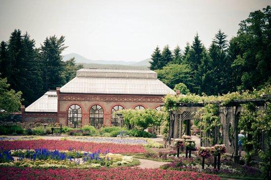 Biltmore Estate: Jardins de tirar o fôlego.