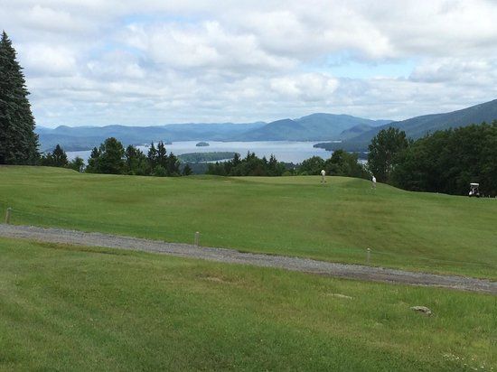 Top of the World Golf Course: 10th Hole