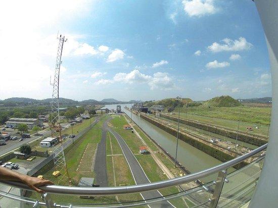 Esclusas del Canal de Panamá: Miraflores