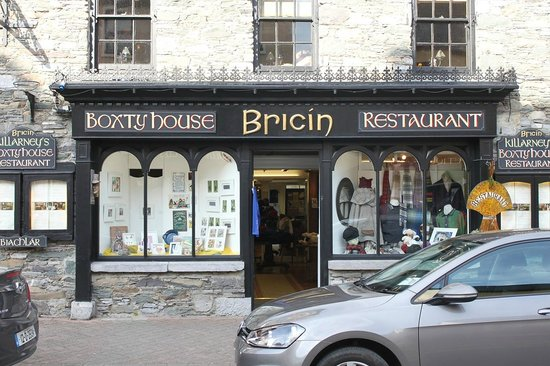 Bricin Restaurant - Killarney, Ireland