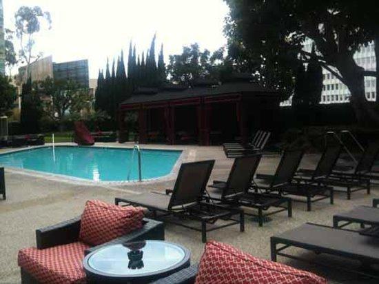 Sheraton Gateway Los Angeles: pool