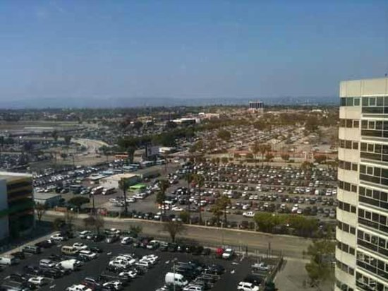 Sheraton Gateway Los Angeles: view from room