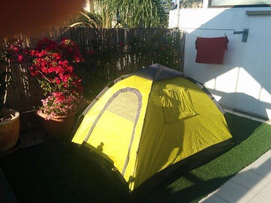 Dekel Guesthouse - Ramat Gan: tent unit