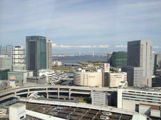 Yokohama Bay Sheraton Hotel and Towers : 部屋からの景色