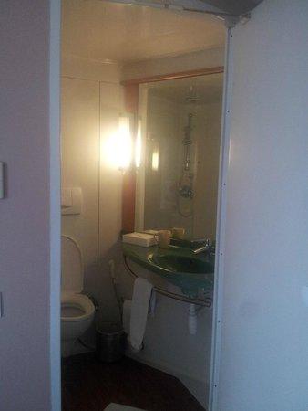 Hotel ibis Gurgaon: Usual IBIS bathroom!