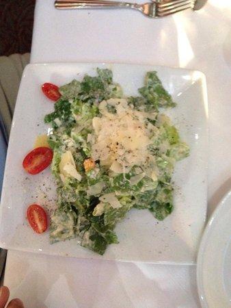 Ruth's Chris Steak House : Ceaser salad