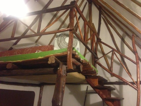 Secret Garden Hotel: the bunk thing