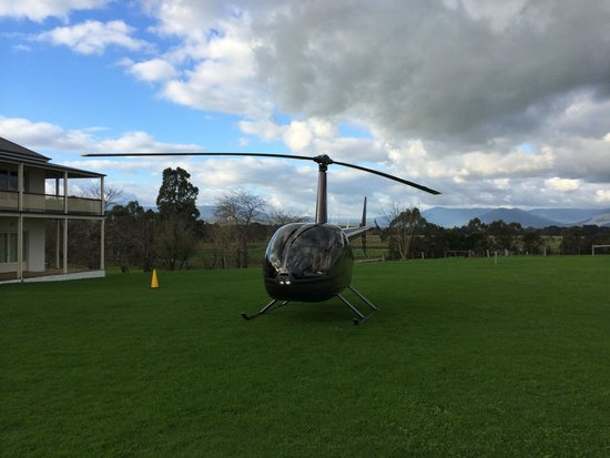 JamCo Helicopters R44