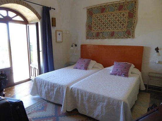 La Casa Grande: Our room