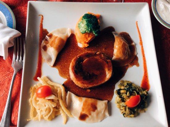 La Villa Restaurant : Dinner