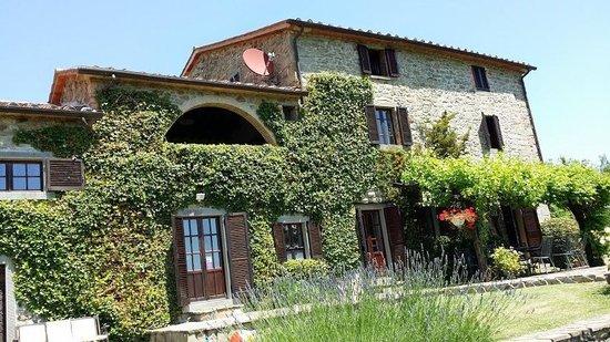 Casa Panfili: House