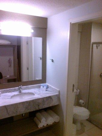 Holiday Inn Express Maceio Ponta Verde: Room #504