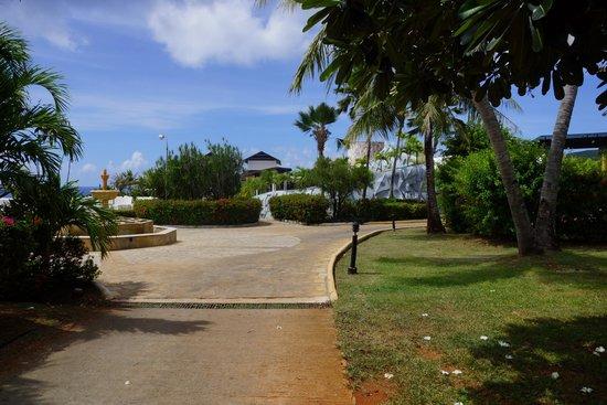 Mariana Resort & Spa: местность