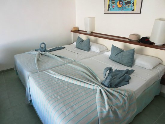 Melia Las Antillas: our room