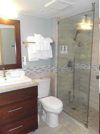 La Cabana Beach Resort & Casino: Bathroom