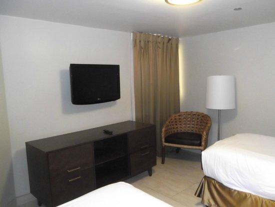 La Cabana Beach Resort & Casino: Bedroom