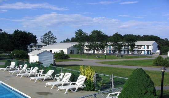Bourne's Ocean Acres Motel: Our property