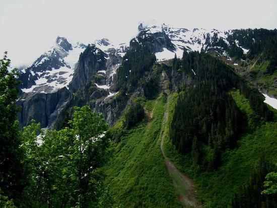 Cascade Pass: Cascades Pass 4