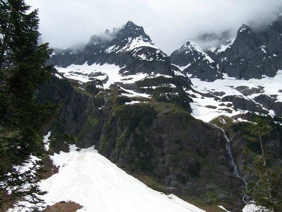 Cascade Pass: Cascades Pass 3
