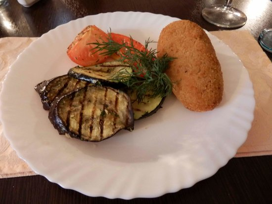 Restaurant Prospekt: Chicken Kiev