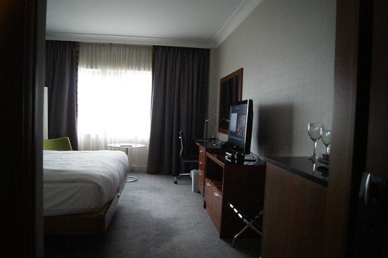 Hilton Belfast: Habitación doble