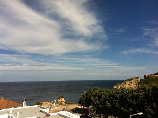 Carvi Beach Hotel Algarve: View from 302