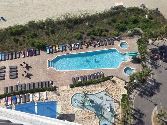 Oceans One Resort : Pool
