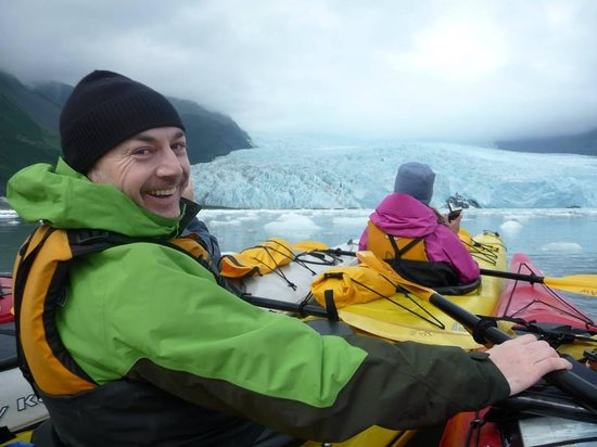 Kayak Adventures Worldwide : Glaciar Aialik