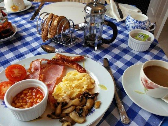 Burlington House: Full English Breakfast