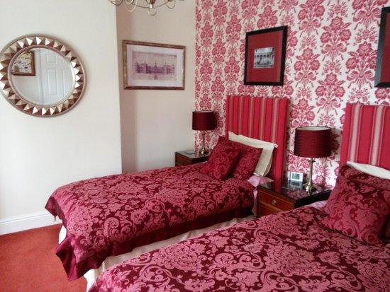 Burlington House: Luxury Room