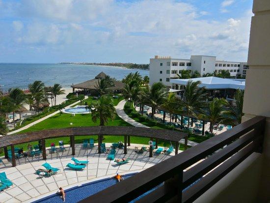 Secrets Silversands Riviera Cancun: ocean front view 4327