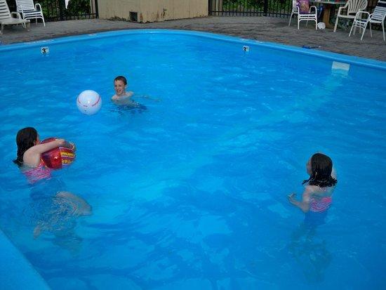 Gettysburg / Battlefield KOA: Pool
