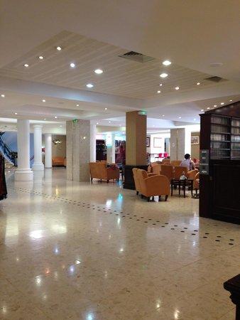 Hotel La Solitude : Lobby