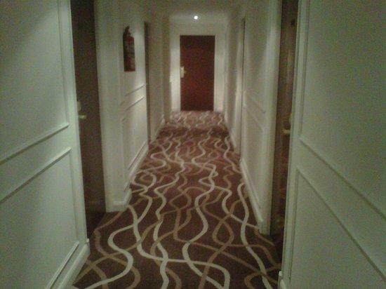 Hotel Iruna Mar del Plata: Hotel