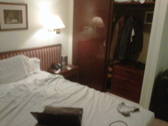 Hotel Iruna Mar del Plata: Bagno