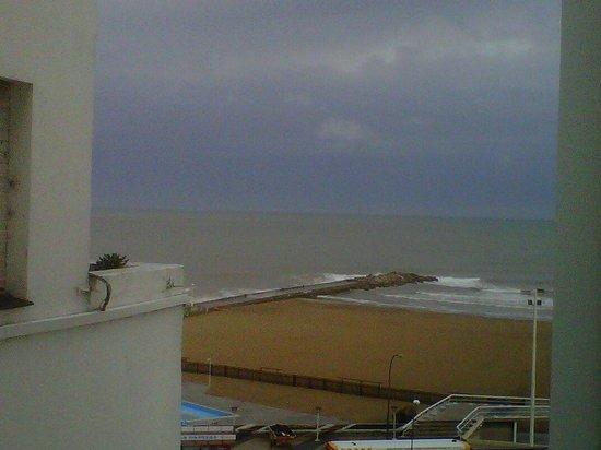 Hotel Iruna Mar del Plata: Panorama dalla camera