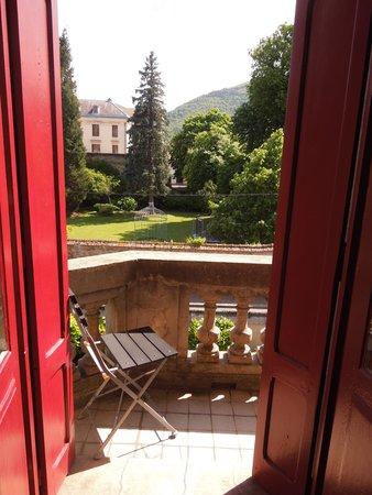 La Villa De Mazamet : balcony