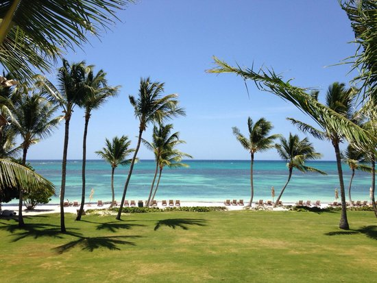 Tortuga Bay Hotel Puntacana Resort & Club : Room 6183- gorgeous balcony view