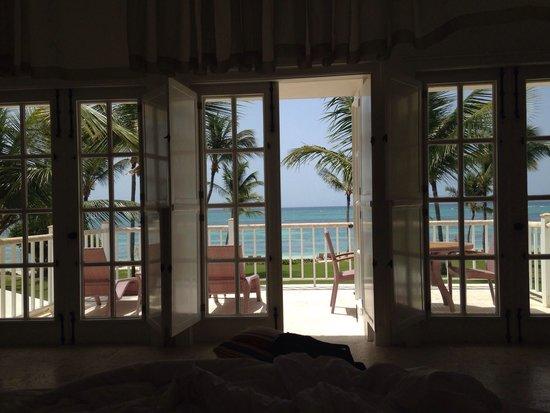Tortuga Bay Hotel Puntacana Resort & Club : What a view to wake up too