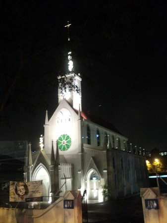 The Church Of Our Lady Of Lourdes