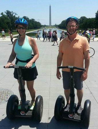 Private DC Segway Tours : DC segway private tour