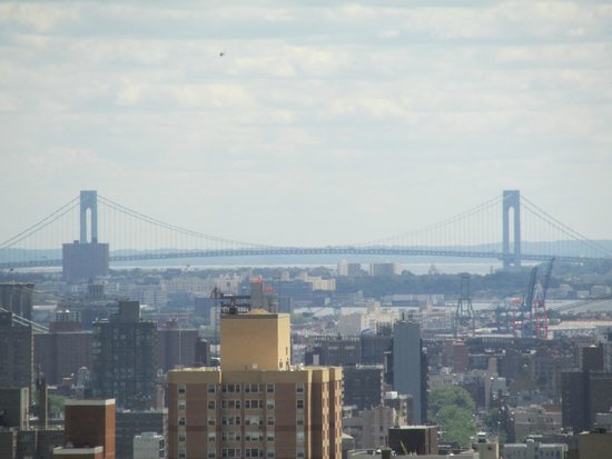 The Westin New York Grand Central : Verrazano-Narrows Bridge during the day
