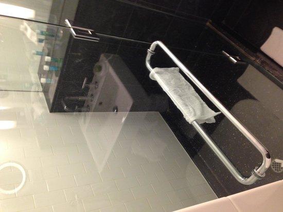W Hoboken: Shower